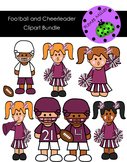 Football Clipart (Bundle)