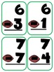 Football Flashcards Addition and Subtraction