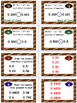 Football Frenzy Game Cards (Comparing & Ordering Decimals)