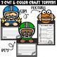 Football Craft Activity (Craftivity)