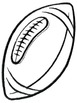 Football Fun - 4 types of sentences