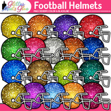Football Helmet Clip Art - Sports Equipment Clip Art - Phy