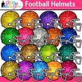 Football Helmet Clip Art - Sports Equipment Clip Art - Phy