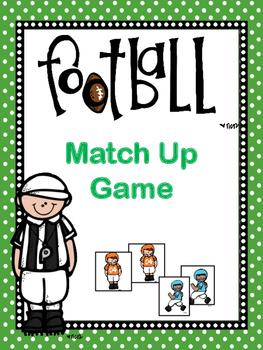 Football Match Up Game