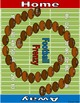 Football Math Skills & Learning Center (Add & Subtract Who