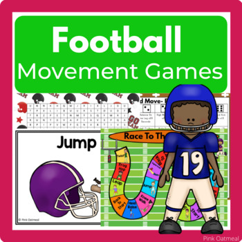 Football Movement Games