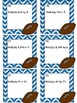 Football Multiplication Scoot!  4.NBT.B.5