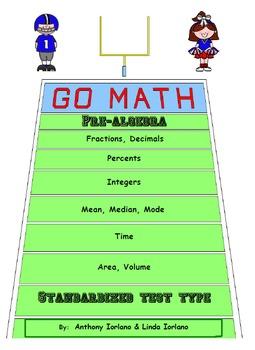 Football, Pre-Algebra Word Problems