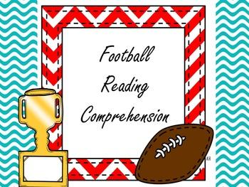 Football Reading Comprehension