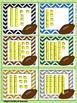 Place Value Football Tens and Ones to 50 Card Game