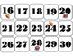 Football Calendar! Football Bulletin Board! Football Theme