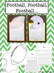 Football Unit {Craftivities & More}