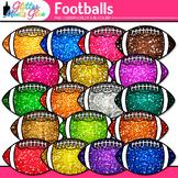 Football Clip Art - Sports Equipment Clip Art - Physical E
