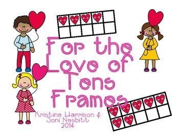 For the Love of Tens Frames