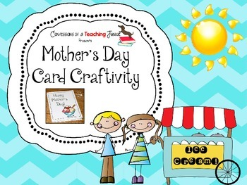 For the Sweetest Mom! – A Mother's Day Craftivity