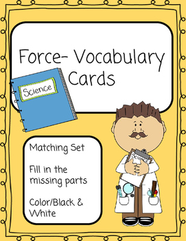 Force Cards