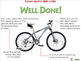 Force: Forces Used to Ride a Bike - PC Gr. 5-8