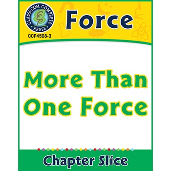 Force: More Than One Force Gr. 5-8