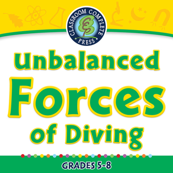 Force: Unbalanced Forces of Diving - MAC Gr. 5-8