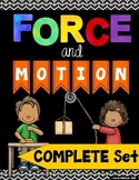 Force and Motion: Complete Set Bundle
