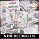Force and Motion Kindergarten Bundle of Activities (9 Acti