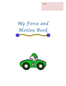 Force and Motion Unit Packet