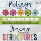 4/5 Forces Acting and Structures and Pulleys and Gears