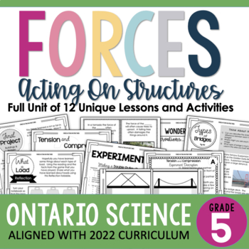 (Gr. 5) Forces Acting on Structures