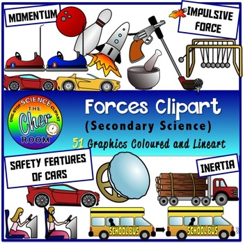 Forces Clipart (Secondary)
