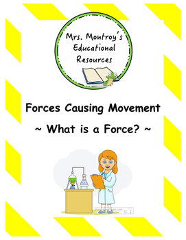 Forces Lesson 1 - Contact and Non Contact
