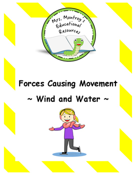 Forces Lesson 7 - Wind and Water
