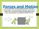 Forces & Motion POWERPOINT 4th Grade Science