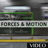 Forces and Motion - Elemental and Physical Forces Rap Vide
