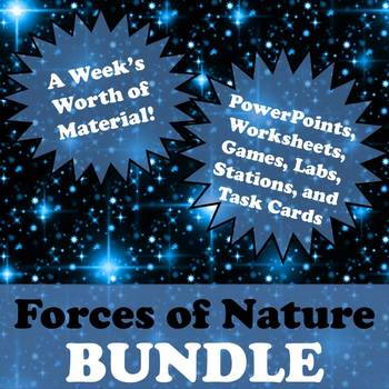 Forces of Nature Bundle (Gravity, Atmosphere, and Magnets)