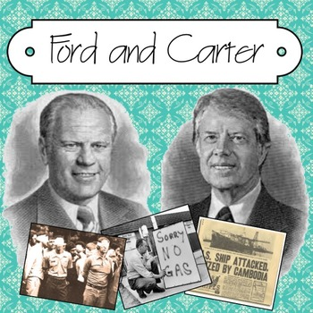 Ford and Carter PowerPoint