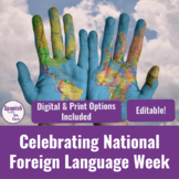 Foreign Language Week Activity Choice Board