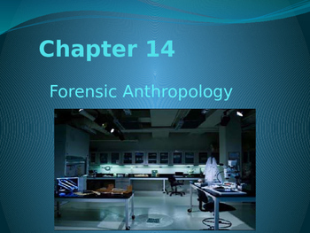 Forensic Anthropology Power Point Presentation