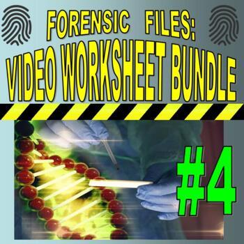 Forensic Files : Bundle Package 4 (10 episode video worksh