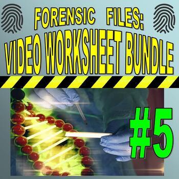 Forensic Files : Bundle Package 5 (11 episode video worksh