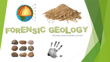 Forensic Geology (Soil Examination PPT Notes)