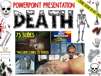 Forensic Science – Death and Forensic Anthropology PowerPo