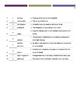 Forensics Vocabulary quiz