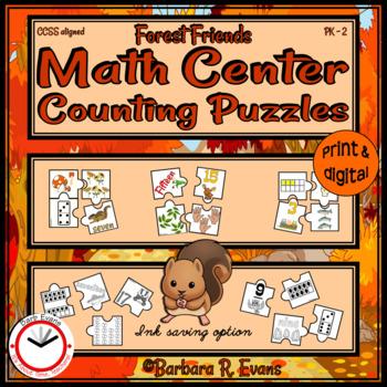 NUMBER SENSE: Number Sense Activity, Numbers to 20, Math C