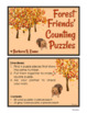 NUMBER SENSE: Forest Friends Counting Puzzles