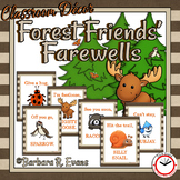 FOREST ANIMALS: Forest / Woodland Animal Activities, Good-