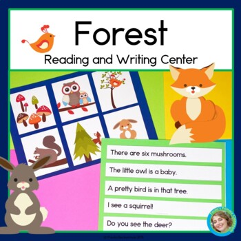 Forest Sentence Picture Match