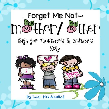 Mother's Day ~ Forget Me Not Mother/Other