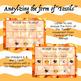 "Form and Rhythm Lesson Bundle Using ""Fossils"""