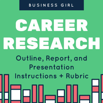 Formal Report: Career Project