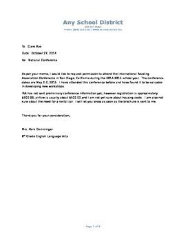 Formal vs. Informal Letter Examples